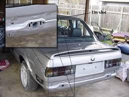 Bmw E30 Rear Valance R3vlimited Com