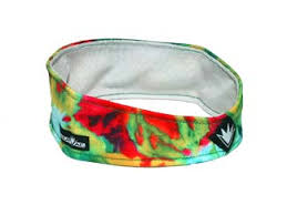 tie dye headbands do wrapâ performance headwear sweatvac headband technicolor