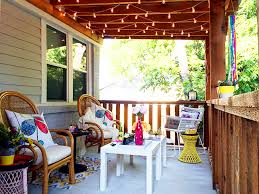 String Lights On Patio The Best Outdoor Patio String Lights Patio Reveal Venus