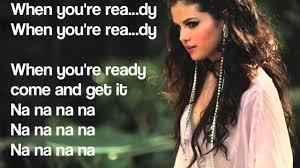 selena gomez 33 wallpapers selena gomez come and get it w lyrics youtube