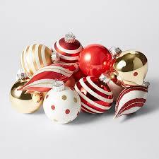 heritage 24 glass ornaments target australia