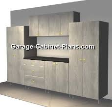 how to build plywood garage cabinets garage cabinet plans build your own garage cabinets