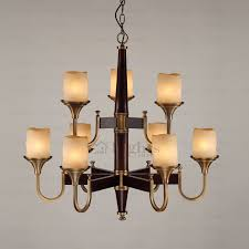 Chandelier Shade Dining Room Smoked Glass Shade Chandelier Be Fabulous Shades For