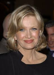 flattering hairstyles for over 50s diane sawyer medium wavy hairstyle for women over 50s medium