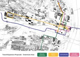 Metro Link Map by Critical Choices Ahead For St Louis Transit Nextstl