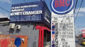 bureau de change le moins cher de tout sur la monnaie à bali et bureau de change lebaliblog