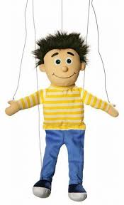 string puppet bobby boy marionette string puppet toys