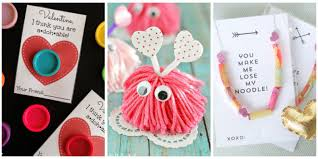 kid valentines 21 s day crafts for kids heart arts and crafts