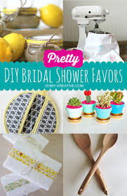 bridal shower favors ideas pretty diy bridal shower favors oh my creative