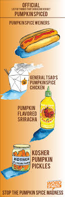 kosher mouthwash things that should never get pumpkin spiced new hshire radio