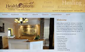 web design for healthcare services in ct with mobile friendly websites