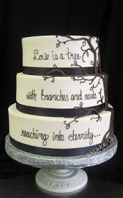 Wedding Cake Quotes 24 Best Quotes On Wedding Cakes Images On Pinterest Biscuits