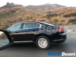 volkswagen passat 2017 black vw passat black spy shot india indian autos blog