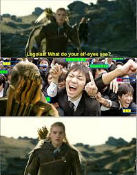 Elf Movie Meme - image 14600 what do your elf eyes see know your meme