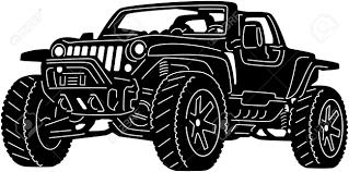 monster trucks clipart truck clipart 4x4 truck pencil and in color truck clipart 4x4 truck