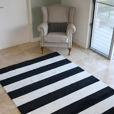 Black White Striped Rug 49 Best Rugs Images On Pinterest White Rug Black And White And