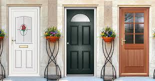 Pvc Exterior Doors Pros Cons Of Choosing External Pvc Doors Composite Doors Or