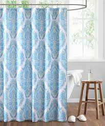 Shower Curtain Teal Modern And Luxury Shower Curtains Echo Design