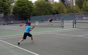 lighted tennis courts near me tennis anyone vancouver s best outdoor public tennis courts