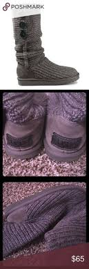 s cardy ugg boots grey ugg cardy knit boots grey ugg cardy ugg