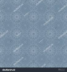 blue kaleidoscope wallpaper blue kaleidoscope inspired seamless wallpaper design stock vector