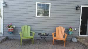 Outdoor Adirondack Chairs Coastline 301 Harbor View Adirondack Chair