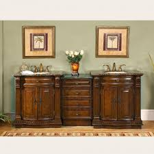 84 inch vanity cabinet 84 inch large double sink vanity with baltic brown counter top