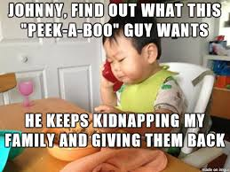Memes Of 2014 - business baby is the new meme boss