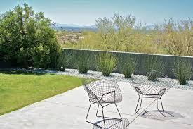 landscape design phoenix landscape modern with concrete paving cactus
