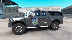 ford raptor rally truck f 150 svt raptor v2 1 for american truck simulator