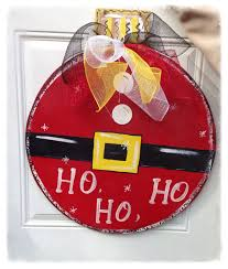ornament door hanger by furnitureflipalabama