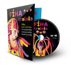 fiha tralala dvd dvd fiha tralala kamarati predlzena verzia 1 cd obchod