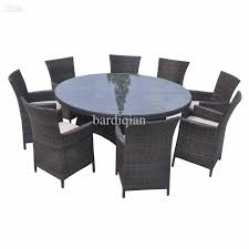 Vinyl Wicker Patio Furniture - patio grey rattan chair with round table wicker patio set for