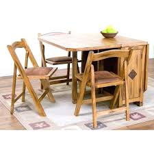 drop leaf table with folding chairs stored inside folding table with chair storage inside top rated folding table