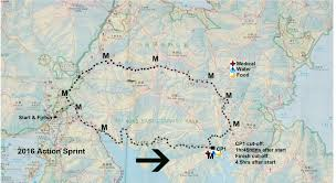 Aa Route Map Trailrunning