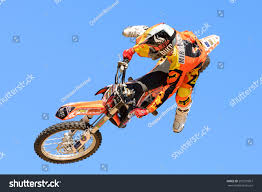 freestyle motocross game download barcelona jun 28 professional rider fmx stock photo 207237067