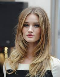 face framing layers rosie huntington whiteley hairy styles