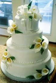 129 best calla lily wedding cakes images on pinterest calla lily