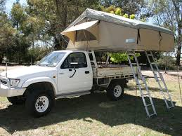 Rooftop Awning 4 Person Skyview Roof Top Tent Savannah Camper Trailers