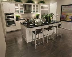 white kitchen cabinets black tile floor white kitchen cabinets wood look tile flooring why tile