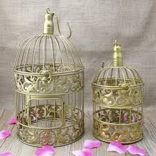 fresh hanging bird cages for decoration 10194