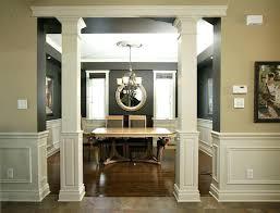interior pillars decorative pillars for homes rewelo info