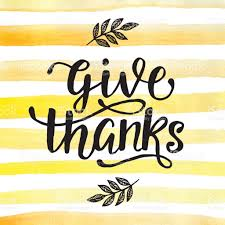 what to give thanks for on thanksgiving day give thanks thanksgiving day lettering stock vector art 837307720
