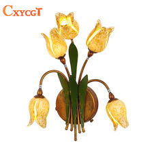 Flower Wall Sconces Buy Flower Wall Sconces And Get Free Shipping On Aliexpress