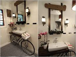 Repurposed Bathroom Vanity by Bicycle Bathroom Vanity Amazing Interior Design 10 Awesome Ideas