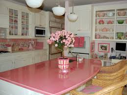 kitchen wall paint ideas pink kitchen ideas and color schemes