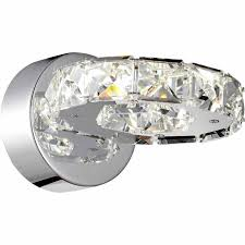 Crystal Wall Sconce by Brizzo Lighting Stores 7
