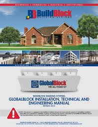 buildblock product installation manuals