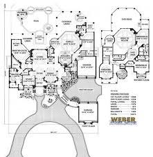 mansion plans mediterranean house plan 2 tuscan mansion floor plan