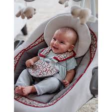 Amazon Baby Swing Chair Amazon Com Graco Duetconnect Lx Swing Bouncer Finley
